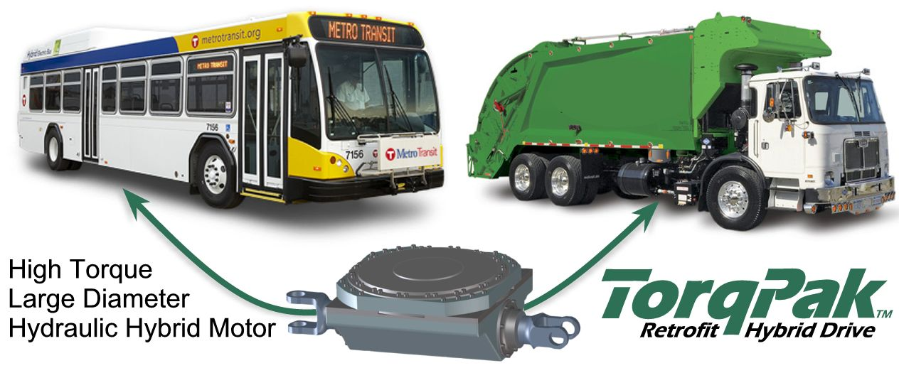 TorqPak for Buses and Trucks